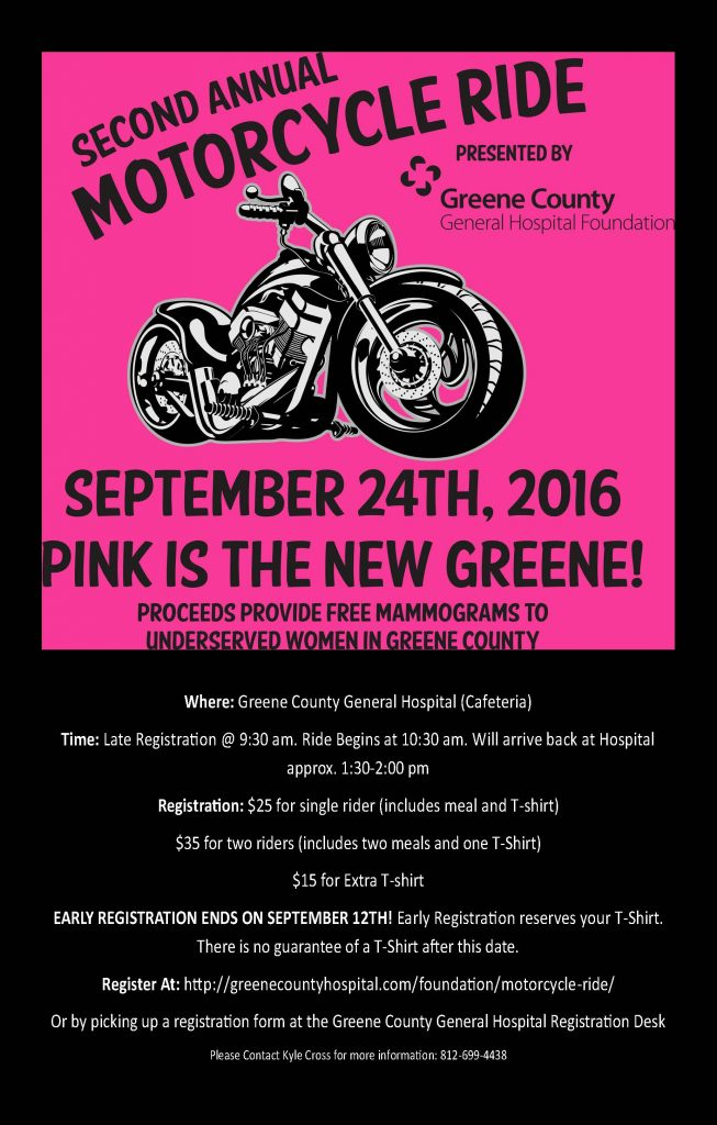 Motorcycle Ride Full flyer16