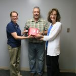Linton First Christian Church Receives Life-Saving AED