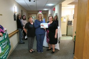 Hospital's OB Department Recognized for Excellence