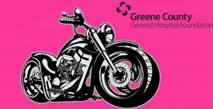 Pink is the New Greene Motorcycle Ride
