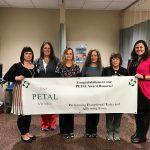 PETAL Award Winners