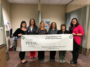 PETAL Award Winners