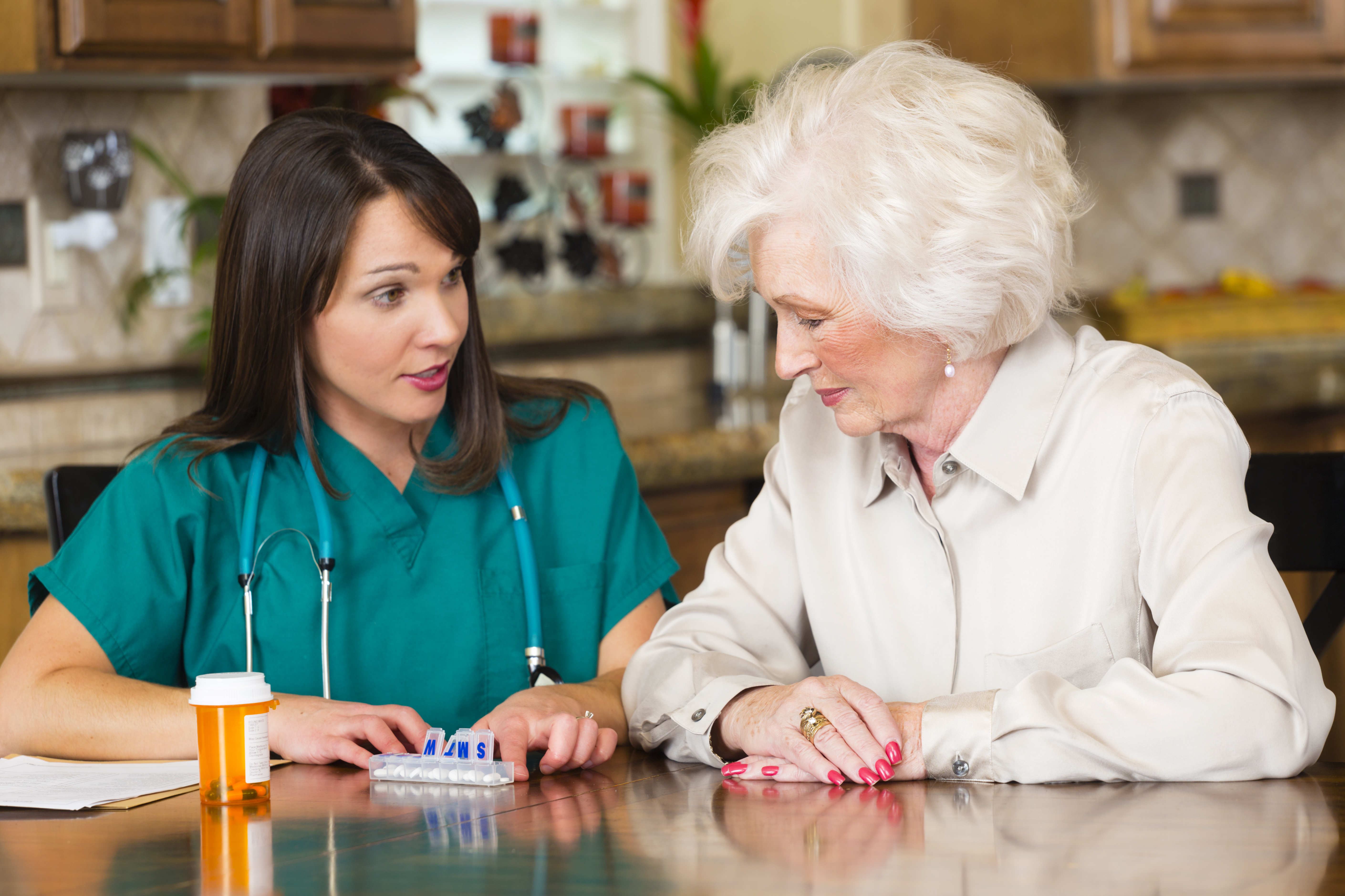 Elder Care In Extreme Weather