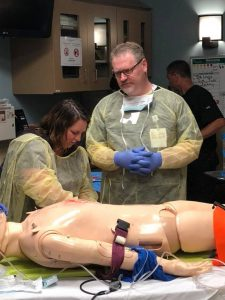Greene County General Hospital Participates in Trauma Simulation Training