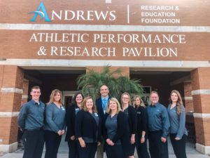 Greene County General Hospital Visits Andrews Institute Orthopedics and Sports Medicine