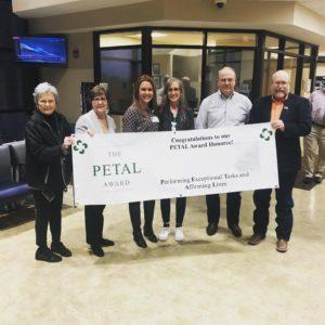 PETAL Award Winner, Patti King